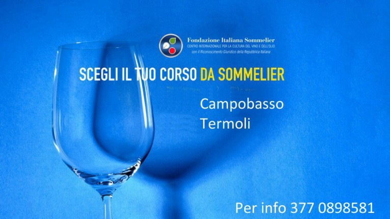 n. 4 Corso sommelier marzo 2019